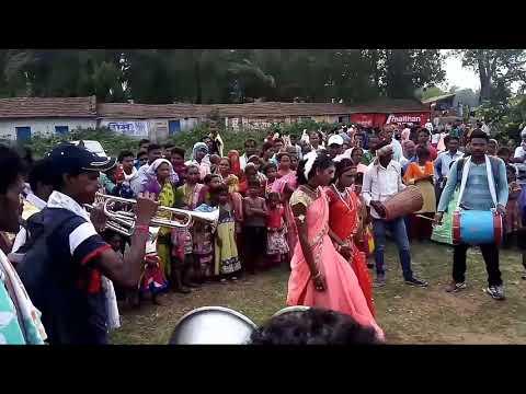 New Santhali Bapla Video//lailamuni 2 Dance Video 2019//Band Party