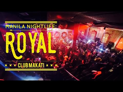 Manila Nightlife: Royal Club Makati Party General Malvar Street A-Venue by HourPhilippines.com