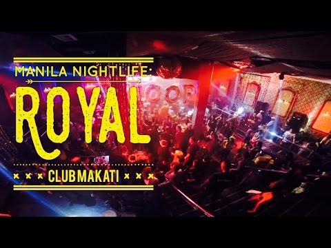 Manila Nightlife: Royal Club Makati Party General Malvar Street A-Venue by HourPhilippines.com