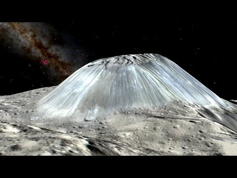 Standing on Ceres - Closest Dwarf Planet to Earth