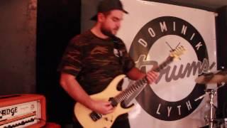 Beartooth - In Between - Drum / guitar cover