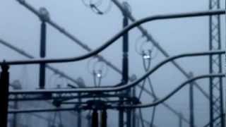 380 kV - Schaltlichtbogen