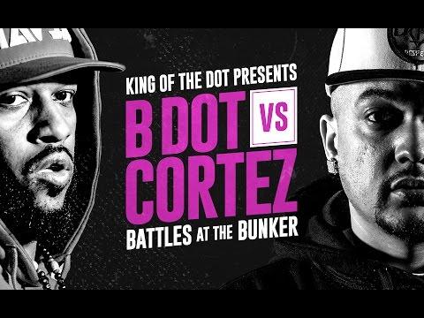 B Dot vs Cortez