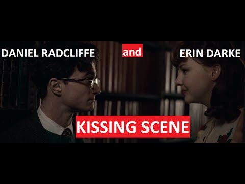 Kill Your Darlings  Daniel Radcliffe and Erin Darke