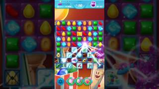 Candy crush soda saga level 1155(HARD LEVEL)