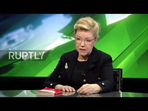 Russia: Senator claims NGOs distort stats amid domestic violence law controversy