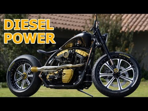 Thumbnail: Motorcycles with DIESEL Engines