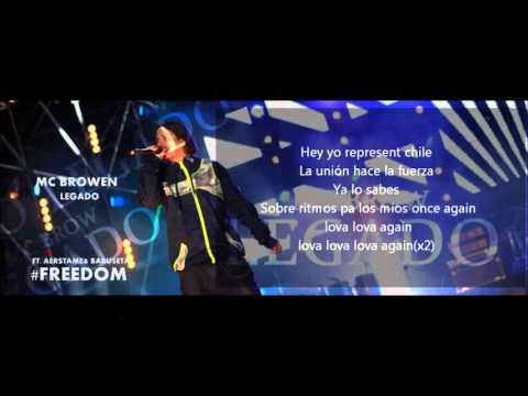 Mc Browen - Freedom (LETRA + DESCARGA) Ft. Bubaseta, Aerstame & Maxi Vargas | Diego MDM