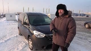 видео Фургоны  Renault
