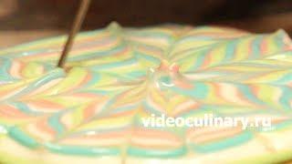 Рождественское печенье с королевской глазурью - Рецепт Бабушки Эммы