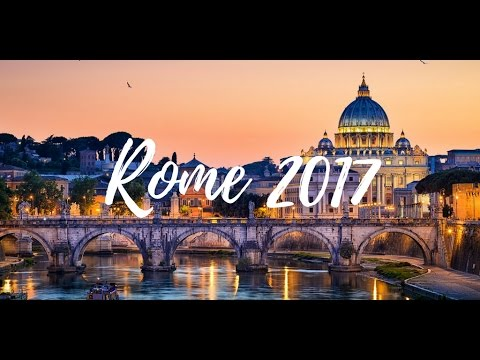 VISIT ROME ITALY 2017 | TRAVEL VLOG MOVIE HD