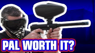 Testing the Planet Eclipse Emek 100 & PAL Loader Combination   Lone Wolf Paintball Michigan