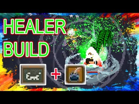 Wizard Of Legend Healer Build How To Beat The Game Immortal Mode
