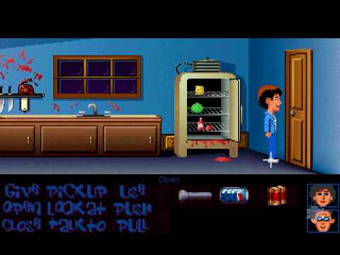 Let's Play Maniac Mansion Deluxe - Part 1: The Mansion |