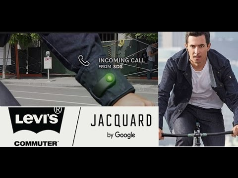 da11bcda769 Google And Levi's smart Denim Jacket first look | Introducing Levi's®  Commuter Trucker For 350$