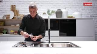 видео Мойка Teka Cala (Nano-Classic) 60 B NG чёрный марганец