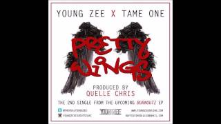 Young Zee & Tame One - Pretty WIngs (2015 CDQ)