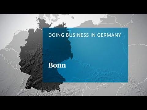 Doing business in Bonn