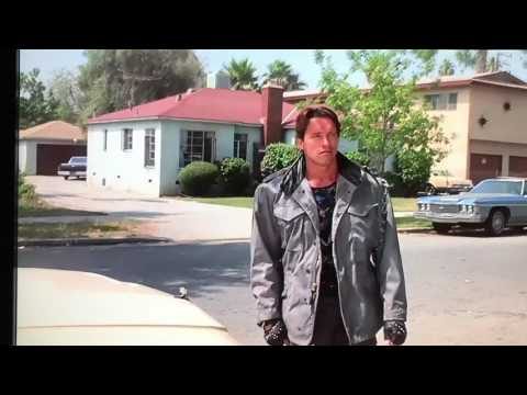 Terminator- Film Locations Then & Now- Phone Booth scene