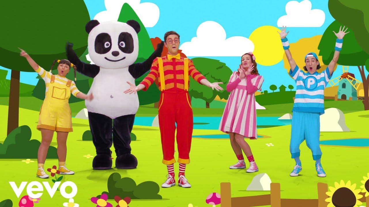 Download Panda e Os Caricas - O Sapo Não Lava O Pé (Lyric Video)
