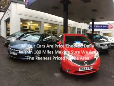 Motability Used Cars Sotland at Robert Black and Son