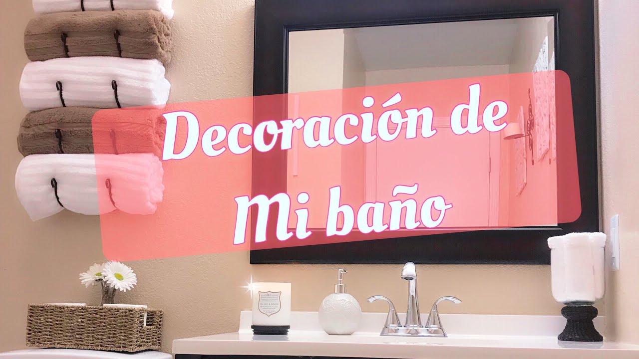 Ideas para decorar un ba o peque o decora t ba o con for Ideas para decorar antejardin