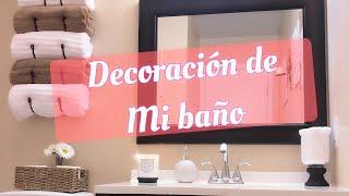 IDEAS PARA DECORAR UN BAÑO PEQUEÑO // DECORA TÚ BAÑO CON POCO DINERO// IDEAS PARA DECORAR thumbnail