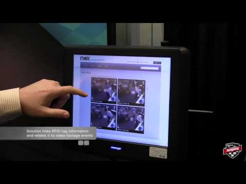 .RFID 技術在安控領域發展應用現狀