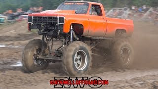 MUD RACING IN MICHIGAN!!!