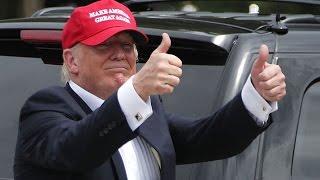 'Anti-Lobbyist' Trump Was A Registered Lobbyist