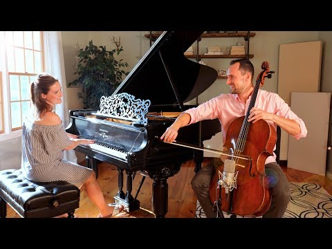 Happy Now - Zedd & Elley Duhé (CELLO + PIANO COVER) - Brooklyn Duo