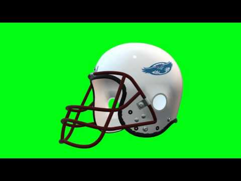 Florida Atlantic Owls helmet chroma