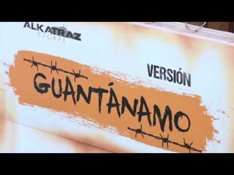 ALKATRAZ ESCAPE VIGO - Versión Guantánamo
