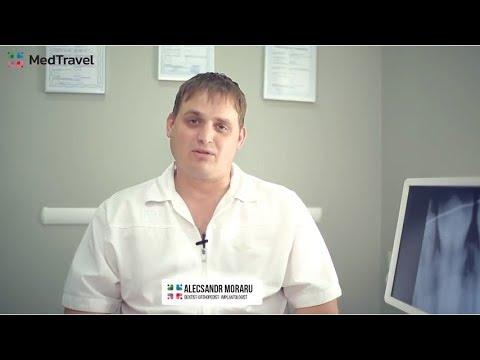 Doctor Moraru about dental treatment in Moldova   Med Travel