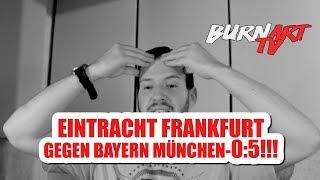 EINTRACHT FRANKFURT BAYERN MÜNCHEN SUPERCUP SPIELANALYSE | BURNART TV #969