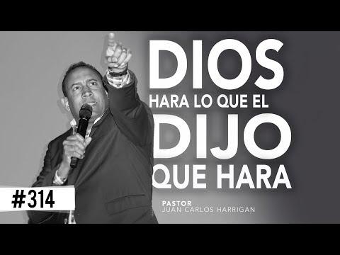 📍DIOS HARA LO QUE EL DIJO QUE HARA📍Pastor Juan Carlos Harrigan