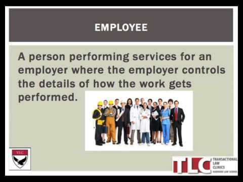 Part 3: Intro to Employment Law for Microbusiness Owners