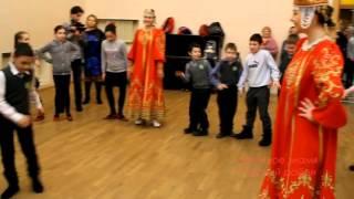 Мастер-класс по обучение детей танцам народов мира в Рузском районе