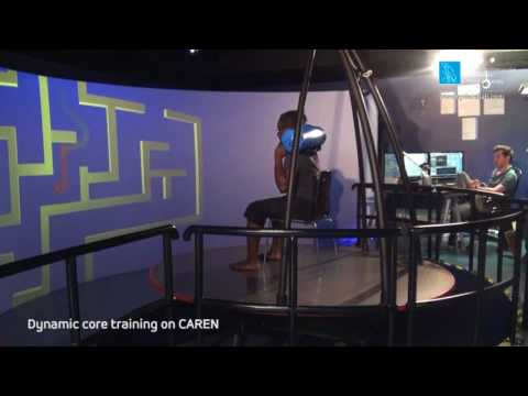 Dynamic core training on CAREN 05