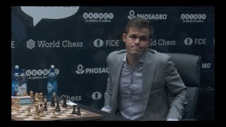 Highlights video World Chess Championship 2018 - Round- up of Day 10