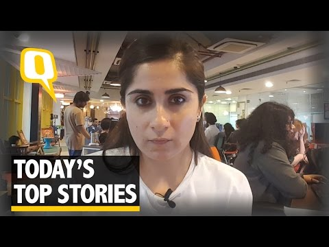 The Quint: QWrap: India's Surgical Attack; Pak's Denial and Twitter Reactions