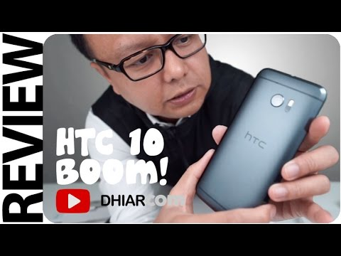 UNBOXING REVIEW HTC 10 INDONESIA, BOOM!