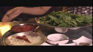 Ep 3 Food Mela - Keralan Coconut Fish & Stir Fried Spinach