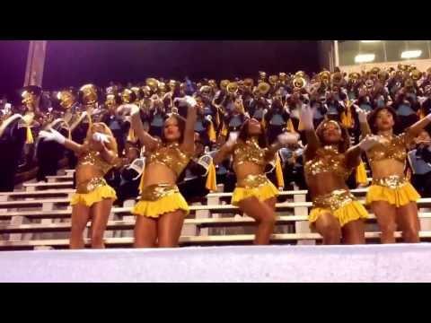 Southern University Band an Dolls