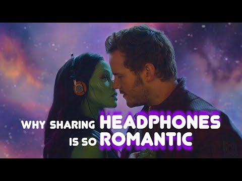 Why Sharing Headphones Is So Romantic
