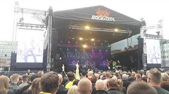 Stratovarius 12.7.2019 Rock in the City, Lahti