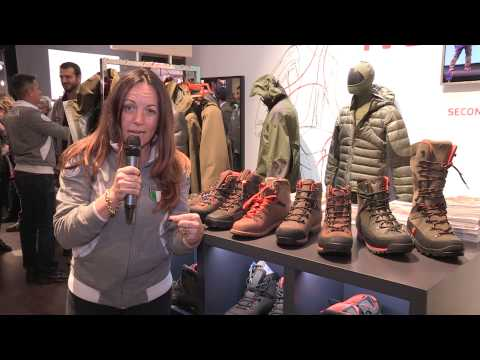 Beretta Technical Hunting Boots - Vicenza, HITshow 2015