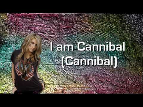 Kesha  Cannibal lyrics + Download Link