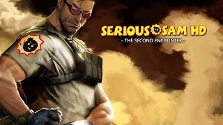 Serious Sam HD: The Second Encounter - Live Gameplay ITA