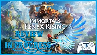 Immortals Fenyx Rising - Review in Progress (Video Game Video Review)
